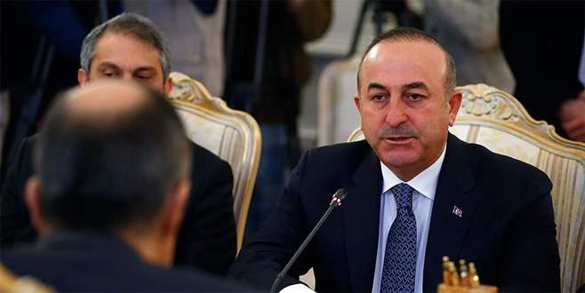 Bakan Çavuşoğlu ABD'yi ziyaret edecek