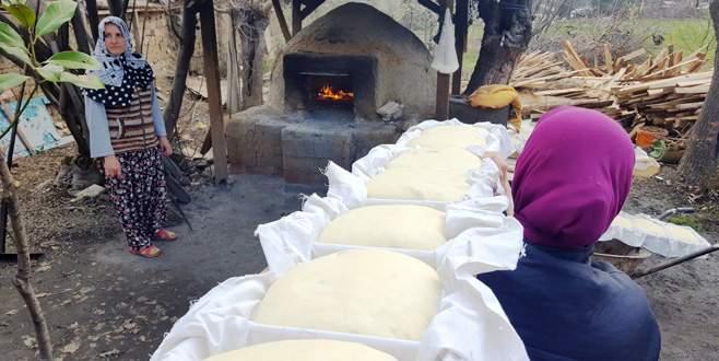 Bursa'da GDO'ya karşı, ekşi maya ile doğal ekmek