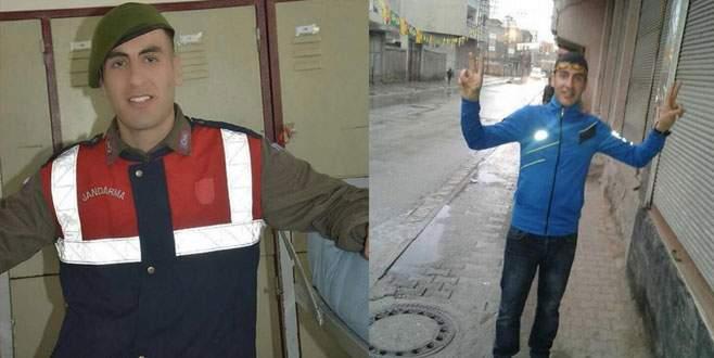 Jandarma er, PKK propagandasından tutuklandı