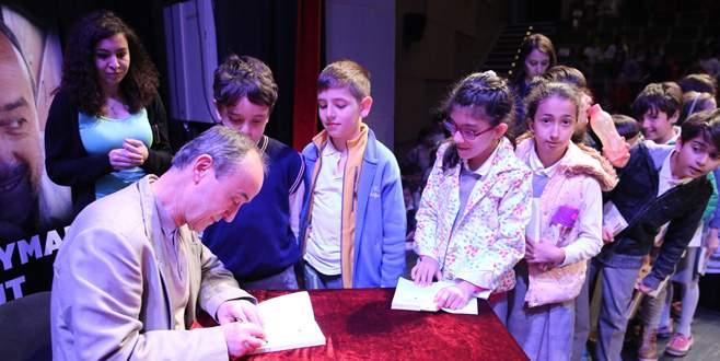 'Çocuklar Atatürk'ün  anılarını okusun'