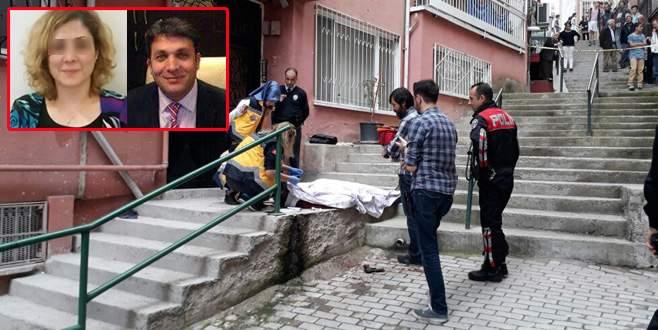 Muradiye Parkı'nda dehşet! 1 ölü, 1 yaralı