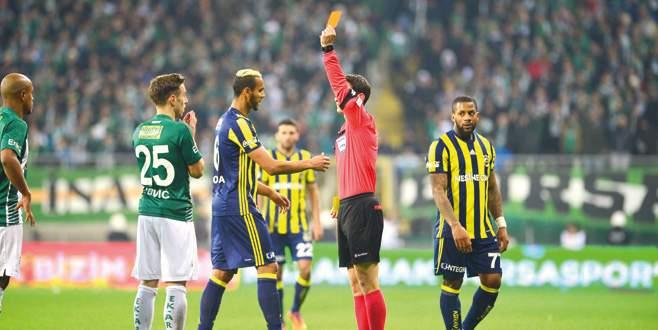 En hırçın takım Bursaspor