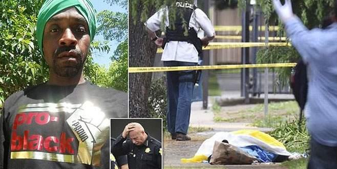 ABD'de ırkçı saldırı