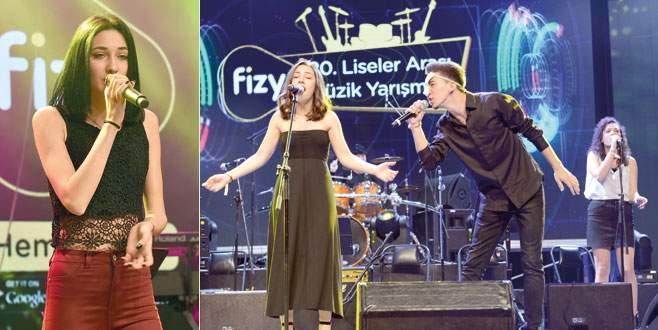 Bursa'dan iki finalist