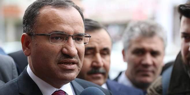 Adalet Bakanı Bozdağ'dan YSK açıklaması