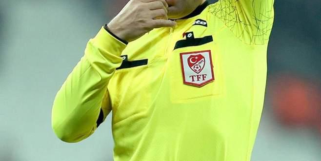 Akhisar Belediyespor maçının hakemi belli oldu!