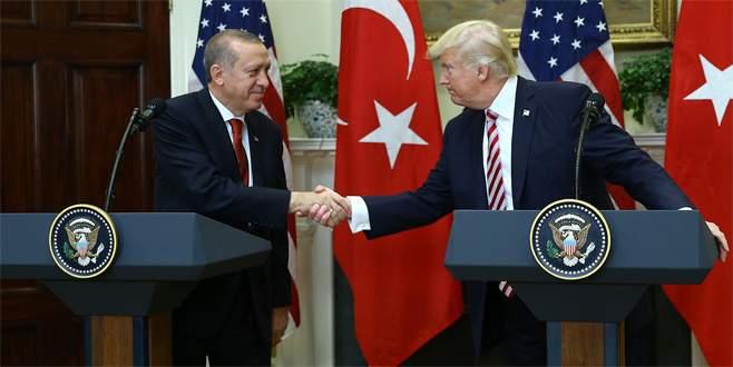 Erdoğan: YPG/PYD'nin muhatap olarak alınması uygun değil