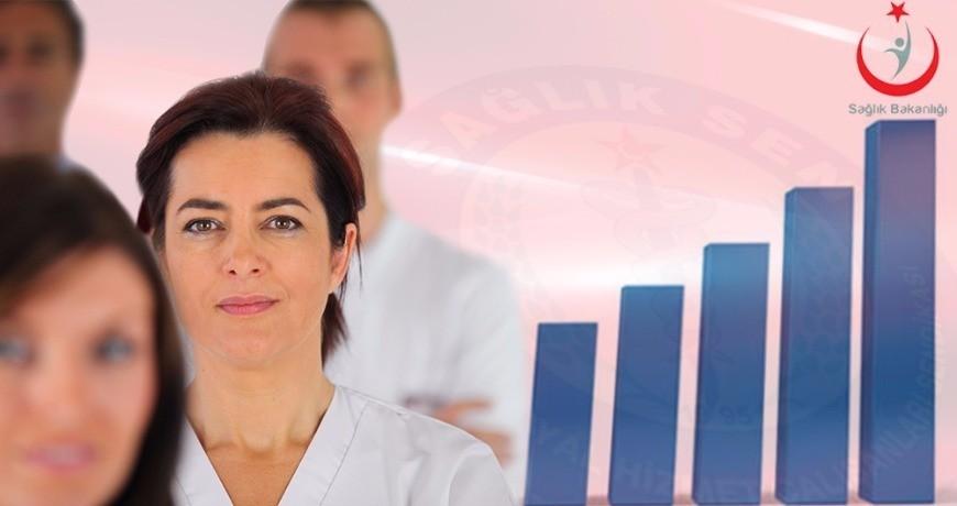 Sağlıkçılar için unvan değişikliği sınavı açılıyor