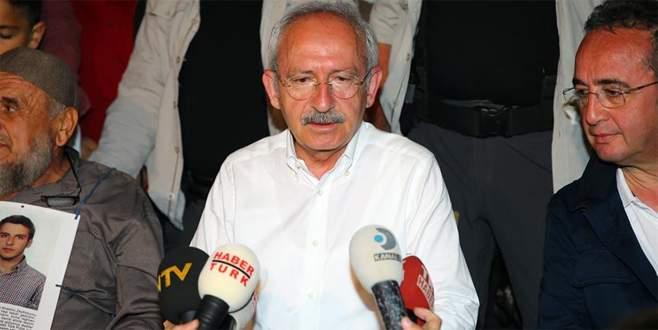 Kılıçdaroğlu: Yargıç tarafsız davranmalı, bağımsız olmalı
