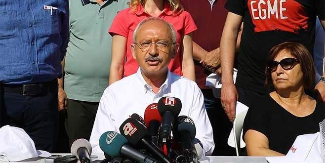 Kılıçdaroğlu: Yürümeye devam edeceğiz