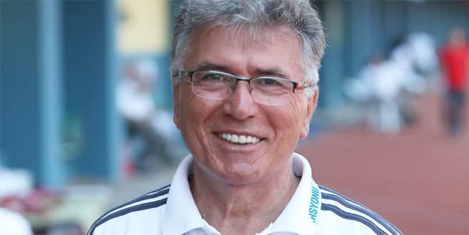 Atletizmin patronu Kadir Hamzaçebi