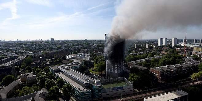 Yangında ölenlerin sayısı 79'a yükseldi