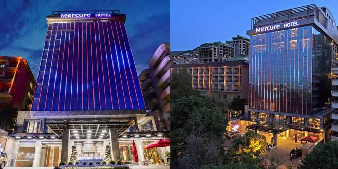 Bursa 39 da ayr cal kl bir mola mercure hotel bursa bursa for Lal hotel bursa