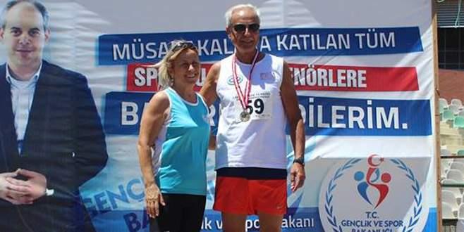 Zirve adamı Murat Kaçar