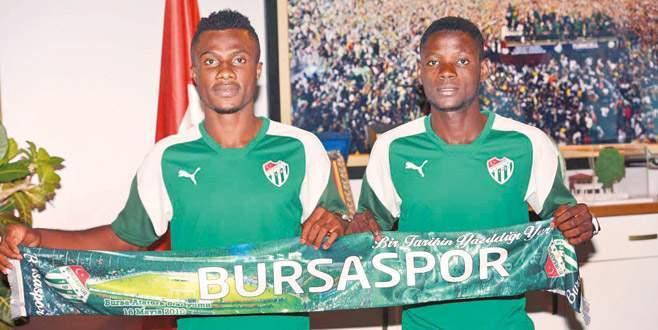 Nijeryalılar Bursa'da kaldı