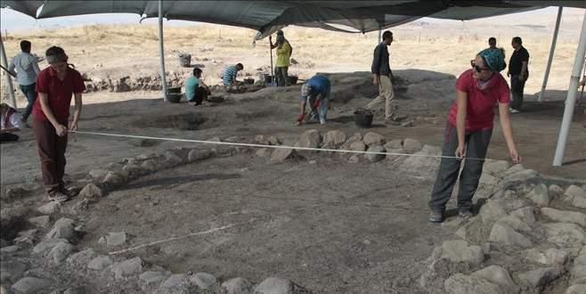 Kahramanmaraş'ta Sümer uygarlığına ait izlere rastlandı