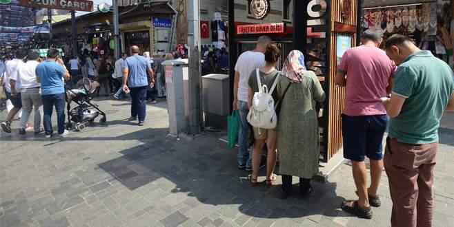 Bin liralık alışverişe Bursaspor kombine bileti bedava