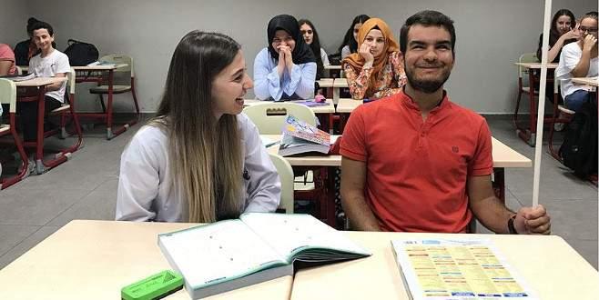 Görme engelli Enes'in üniversite başarısı