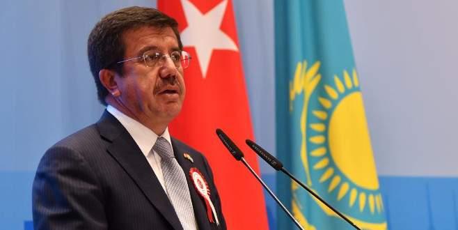 Zeybekci'den Kazak iş dünyasına 'süper teşvik' teklifi
