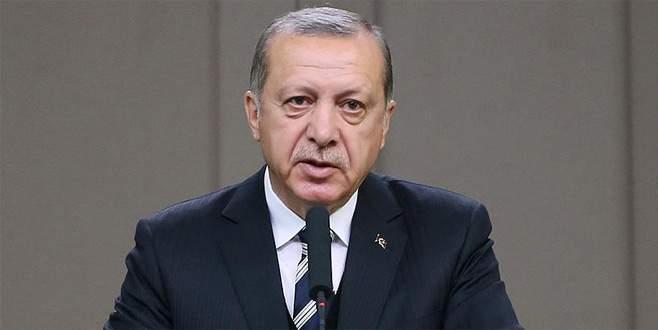 Erdoğan'dan flaş 'Kuzey Kore' açıklaması