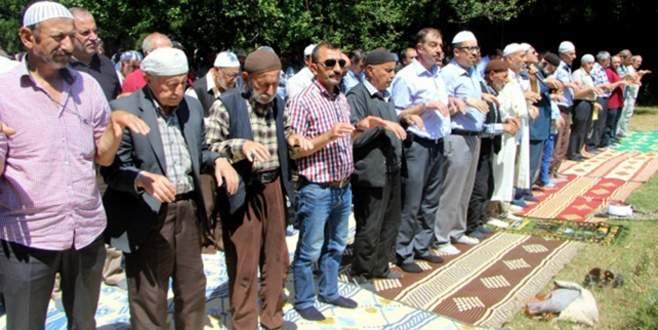Bursa'da yağmur duası geleneğini asırlardır sürdürüyorlar