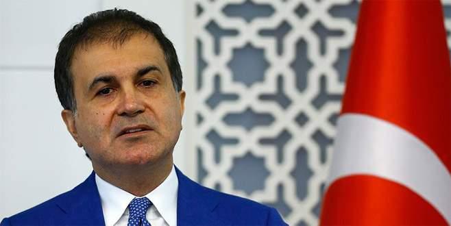 AB Bakanı Çelik'ten 'AB üyelik müzakeresi' açıklaması