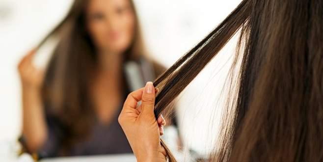 Isıya maruz bırakmadan saçlarınızı düzleştirmenin yolları
