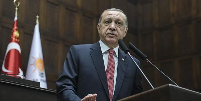 Erdoğan'ın AK Parti grup toplantısındaki sözlerine alkış tufanı koptu