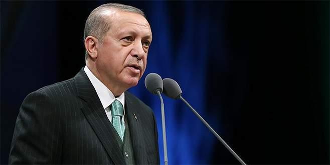 Cumhurbaşkanı Erdoğan'dan Talabani'nin ailesine taziye telefonu