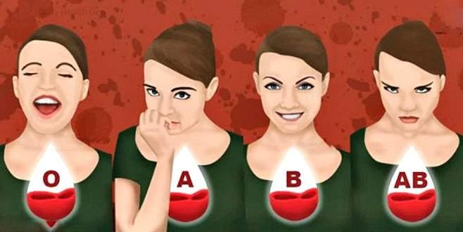 Kan grubunuzla ilgili 7 ilginç gerçek