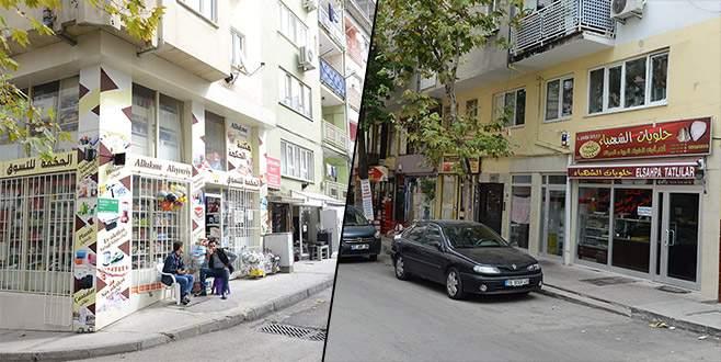Bursa'daki Suriye