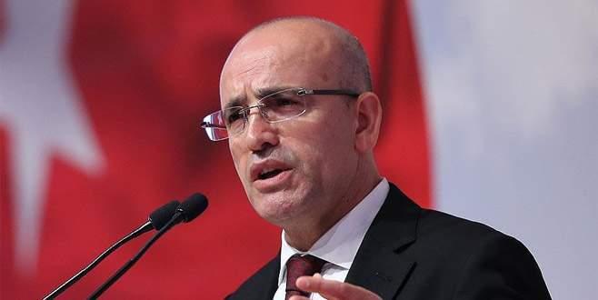 Mehmet Şimşek ABD'ye gitti