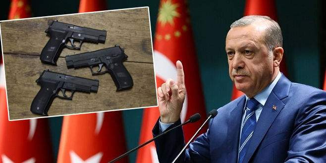 Canlı yayında İçişleri Bakanı'na talimat: Artık bu silah kullanılmayacak