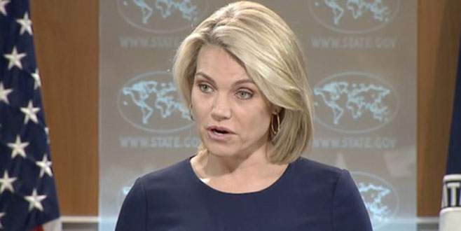 ABD'den Türkiye açıklaması