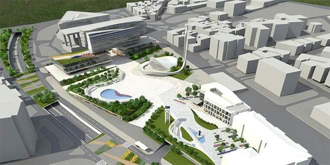 Yeni Kent Meydanı ne zaman açılacak?