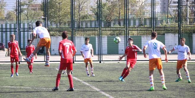 Play-Off'ta  beraberlik! 1-1