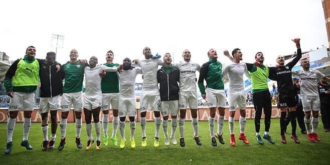 Bursaspor şampiyonluktan sonra ilki gerçekleştirdi