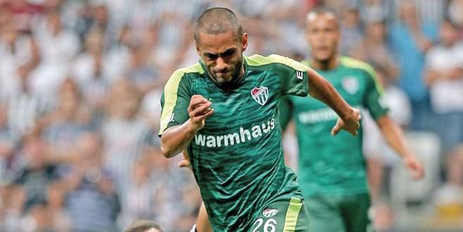 A Milli Takım aday kadrosuna Bursaspor'dan bir isim daha