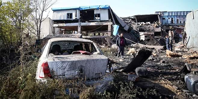 Bursa'daki patlama sonrası kamulaştırma