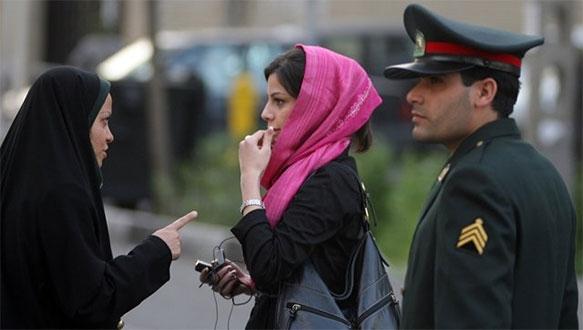 İran`da kadınlara garip yasak
