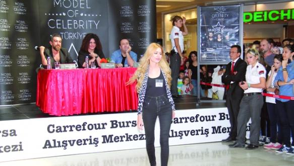 Bursa`da şöhret avı