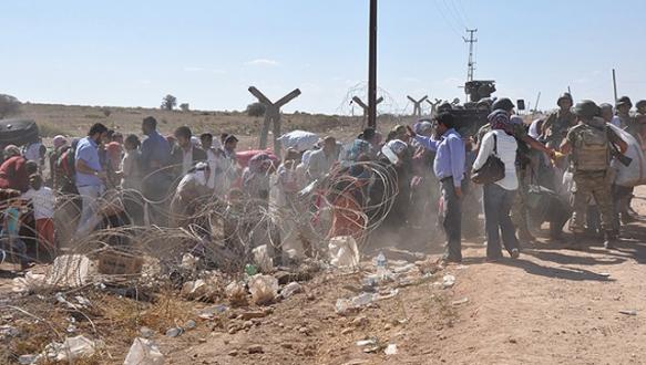 Suriye`den geçişler devam ediyor