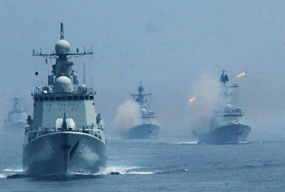 İran ve Çinden ortak deniz tatbikatı