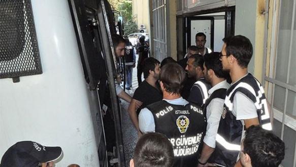`Paralel yapı` operasyonunda 5 tutuklama