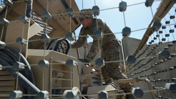 ABD`ye eğitime giden Afgan askerleri kayıp