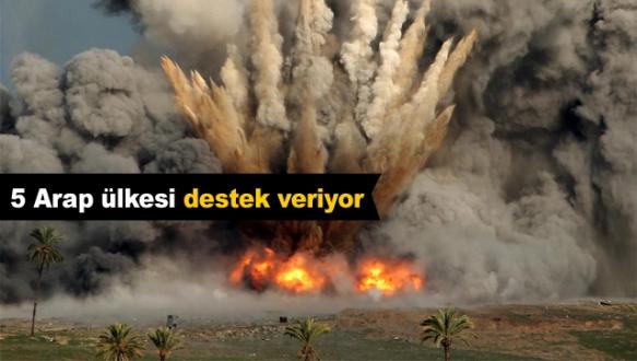 IŞİD`e Suriye'de büyük darbe