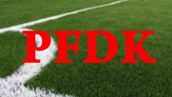 Durmak yok PFDK`ya devam!