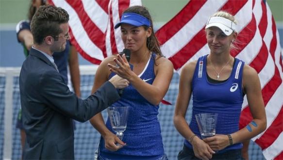 Türkiye`nin Sharapova`sı şampiyon oldu