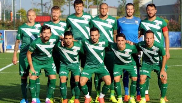 Bursasporlu futbolcular gelecekten umutlu