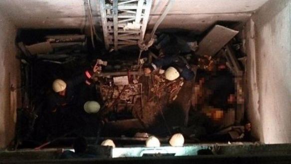 Asansör kazasıyla ilgili flaş açıklama